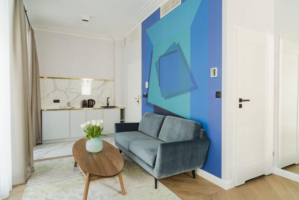 apartament na wynajem forma widok