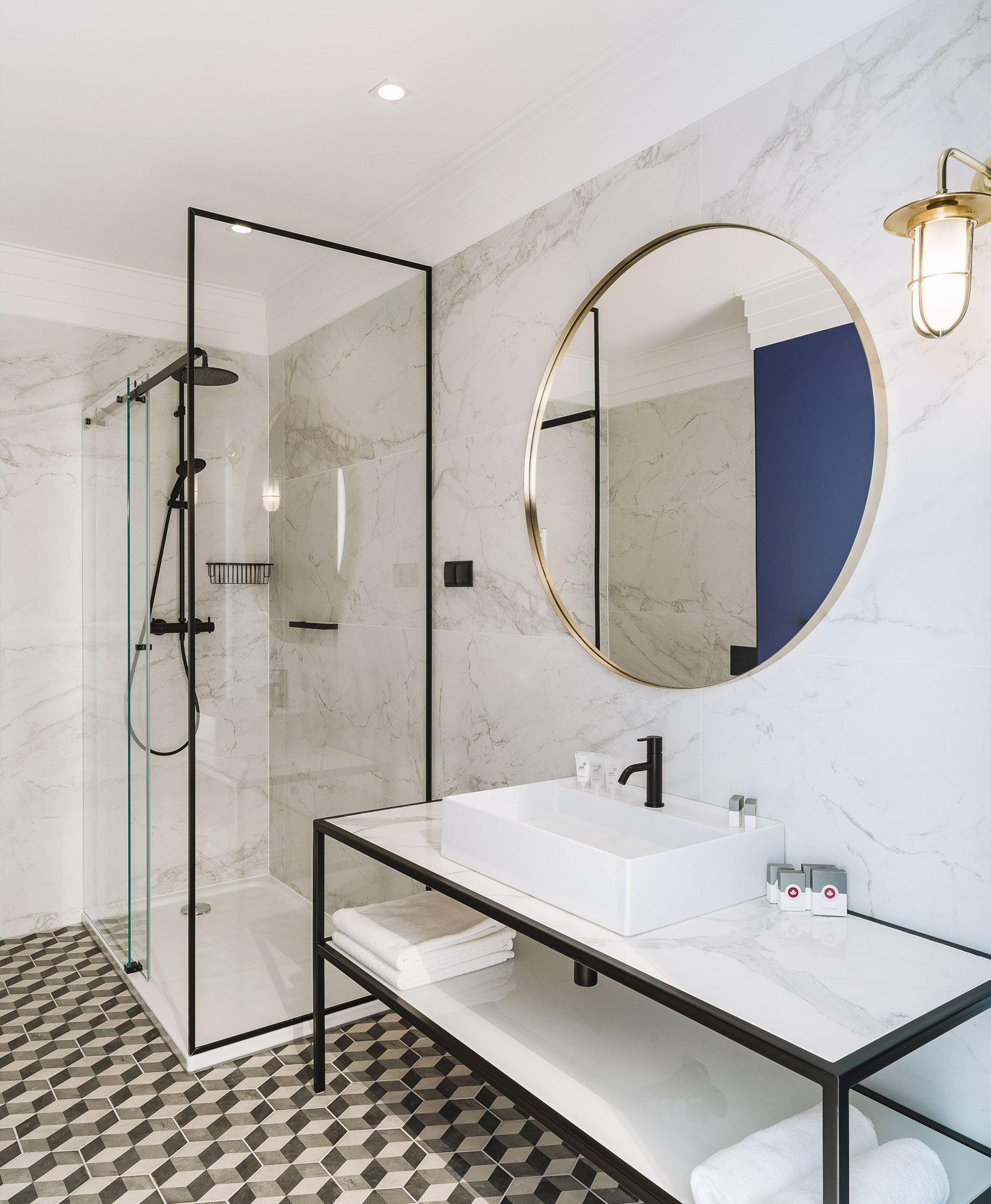 apartament na wynajem sawa łazienka