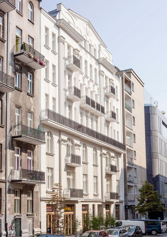 No.4 Residence kamienica