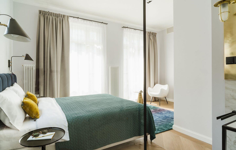 No4 Residence Apartament Delux Moderna